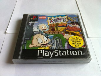 PS1/PSX: Rugrats Studio Tour
