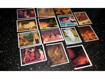 14 st Samlarkort Taran & Den Magiska Kitteln 1985 Disney - Särna/särnaheden - 14 st Samlarkort Taran & Den Magiska Kitteln 1985 Disney - Särna/särnaheden