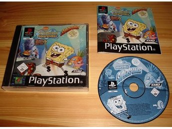 PS: Spongebob Squarepants Supersponge