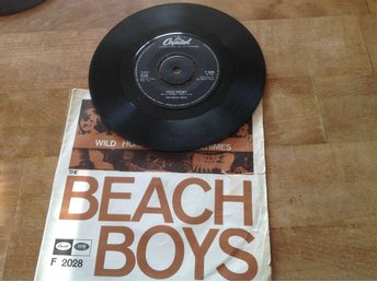 Beach boys singel Wild Honey