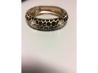 Armband med leopard monster
