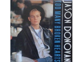 Jason Donovan   titel*  Too Many Broken Hearts* Hi NRG, Synth-pop 12