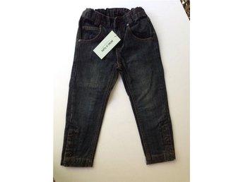 st 104 Mini A Ture Miniature dansk design denim jeans miniature - Vällingby - st 104 Mini A Ture Miniature dansk design denim jeans miniature - Vällingby