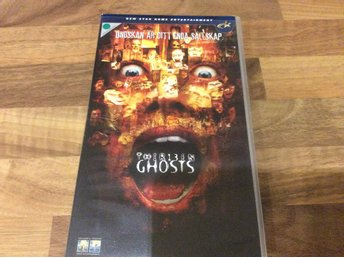 Thirteen Ghosts VHS