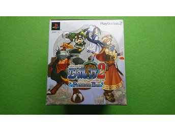 Atelier Iris Eternal Mana 2 Premium Box NYTT JAPANSKT  NTSC-J PS2 Playstation 2