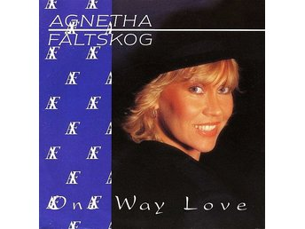 "Agnetha Fältskog - One Way Love (7"", Single)"