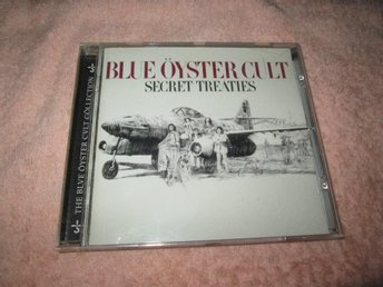 BLUE QYSTER CULT SECRETE TREATIES