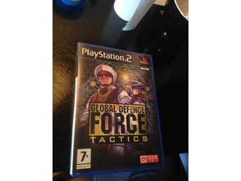 Global Defence Force Tactics Ps2 Playstation 2