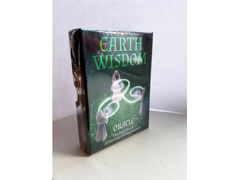 Earth Wisdom Oracle Cards av Barbara Moore - NY INPLASTAD. Tarot New Age.