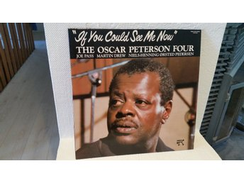 The Oscar Peterson Four - If you could see me now (I mycket fint skick!)