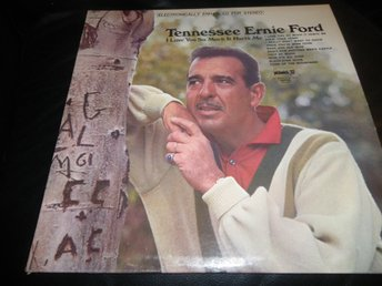 tennessee ernie ford i love you so much it hurts me lp