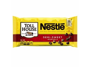 Semi-Sweet Morsels (Chocolate Chips) - Nestle
