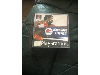Knockout Kings 99 komplett ps1/psone