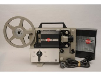 Filmprojektor Eumig  Mark M super 8