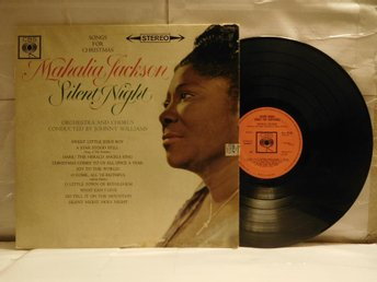 MAHALIA JACKSON - SILENT NIGHT