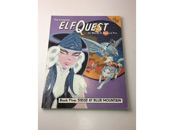 "ElfQuest #5 ""Siege at Blue Mountain"" Wendy Pini"