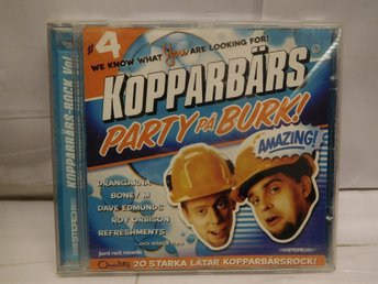 KOPPARBÄRS-ROCK - VOL. 4