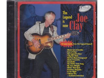 CD Joe Clay