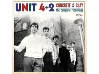 Unit 4+2: Concrete & Clay - Complete 64-69 (CD) - Nossebro - Unit 4+2: Concrete & Clay - Complete 64-69 (CD) - Nossebro