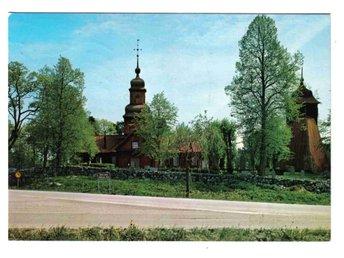 Roslags-Kulla kyrka - Segeltorp - Roslags-Kulla kyrka - Segeltorp
