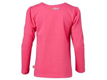 LEGO FRIENDS T-SHIRT L/S ROSA 804458-116
