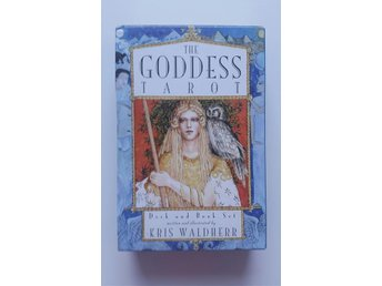 The goddess tarot - Deck and book set - Kris Waldherr