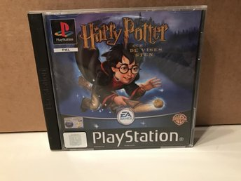 Harry Potter och De Vises Sten - Playstation 1