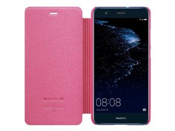 FlipCover Nillkin Sparkle Huawei P10 Lite Färg: Rosa