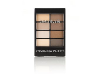 Beauty UK Eyeshadow Palette no.1 - Natural Beauty