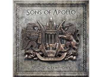 Sons Of Apollo: Psychotic symphony 2017 (CD)