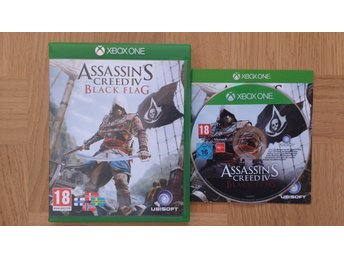 Xbox ONE: Assassin's Assassins Creed IV 4 Black Flag