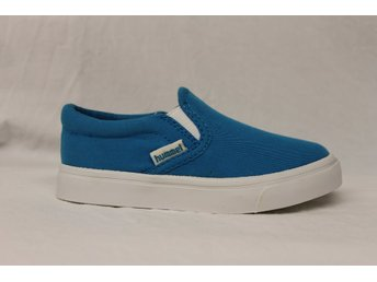 Hummel Slip-On Canvas Jr Turkosa Stl 27 Nu 225kr Ord pris 349kr