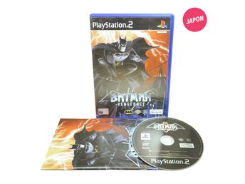 Batman: Vengeance (EUR / PS2)
