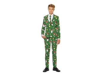 OppoSuits Santaboss Teen Kostym - 134 140 (323137625) ᐈ Hobbyprylar ... b66954803ab54