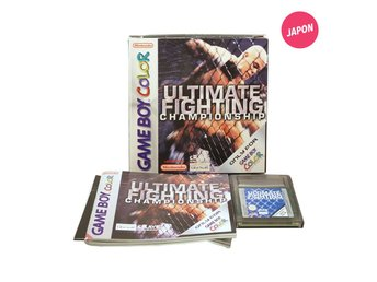 Ultimate Fighting Championship (EUR Game Boy Color)