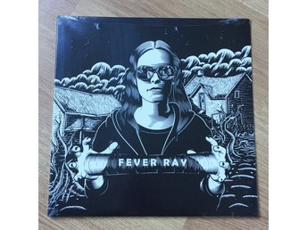 Fever Ray - Fever Ray (Vinyl LP, Första press)