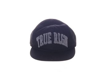 True Religion, Keps, Svart