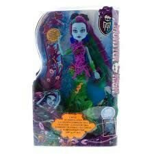 Monster high Posea Reef docka NY I KARTONG Great scarrier reef