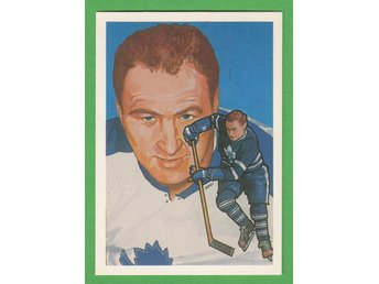 1983 Hall of fame #55 Red Kelly