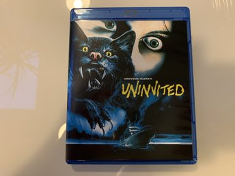 Uninvited (Vinegar Syndrome, US Import, Regionsfri)