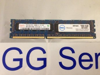 Dell 2GB DDR3 PC10600 ECC RDIMM SNPDP143C/2G