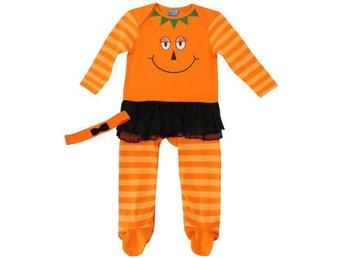 NY Halloween dräkt 3-6 mån kläder baby barn flicka pumpa kjol GRATIS FRAKT - Nynäshamn - NY Halloween dräkt 3-6 mån kläder baby barn flicka pumpa kjol GRATIS FRAKT - Nynäshamn