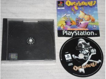 PlayStation/PS1: Overboard