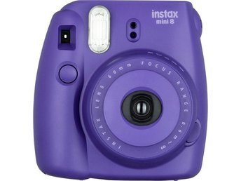 Fujifilm Instax Mini 8 grape/ lila