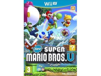 WIIU - New Super Mario Bros. U