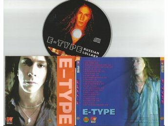 E-TYPE Russian Lullaby (CD)