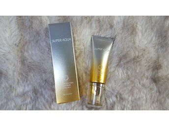 Koreanska MISSHA Super Aqua cell renew snail B.B cream. Ny!