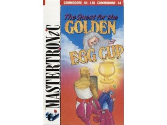 C64 - Quest for the Golden Egg Cup (K) (Beg)