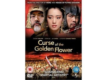Curse Of The Golden Flower - Chow Yun Fat - DVD