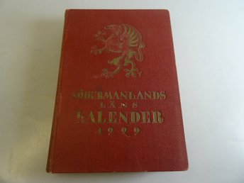 Södermanlands läns Kalender 1929